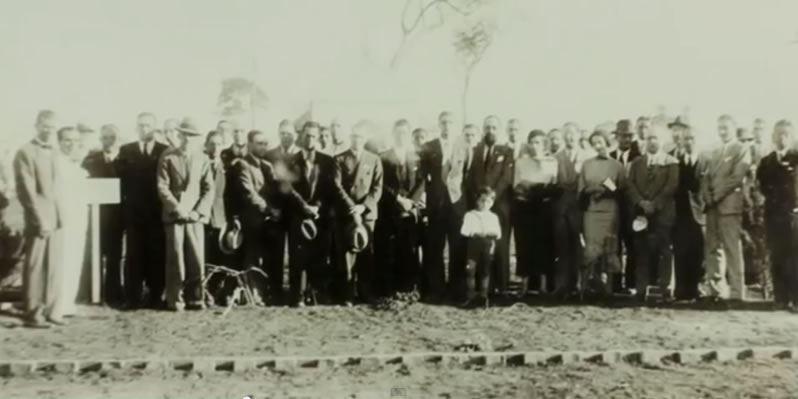 26 de Junho de 1935 doação da da ponte Novo Oriente ao governo do estado e sua inauguração.