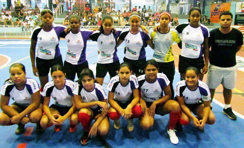 Equipe Feminina de Futsal de Pereira Barreto