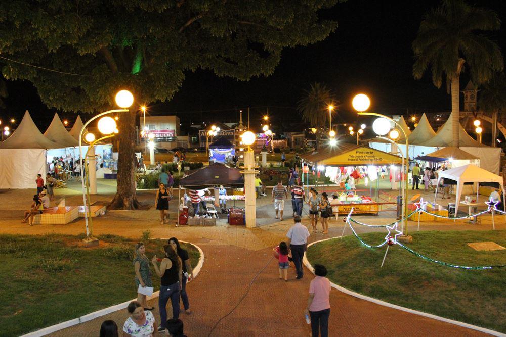 Última feira de artesanato realizada no fim do ano passado.