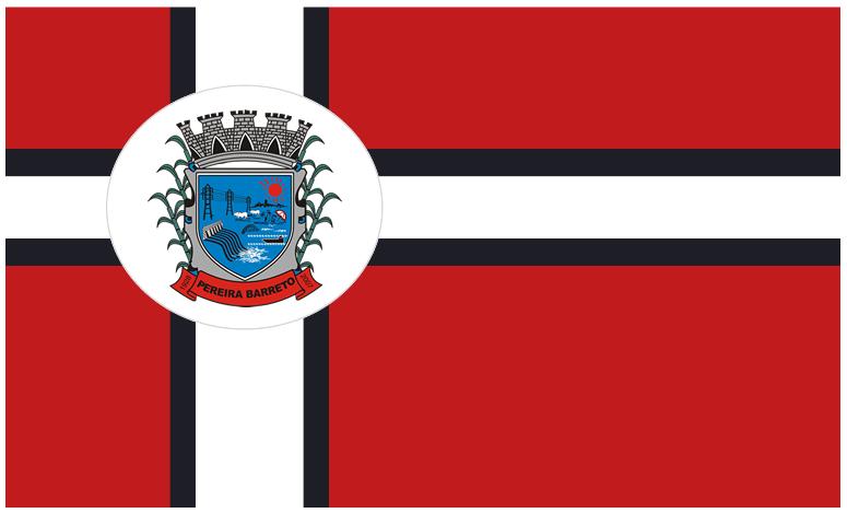 Bandeira Estância Turística de Pereira Barreto
