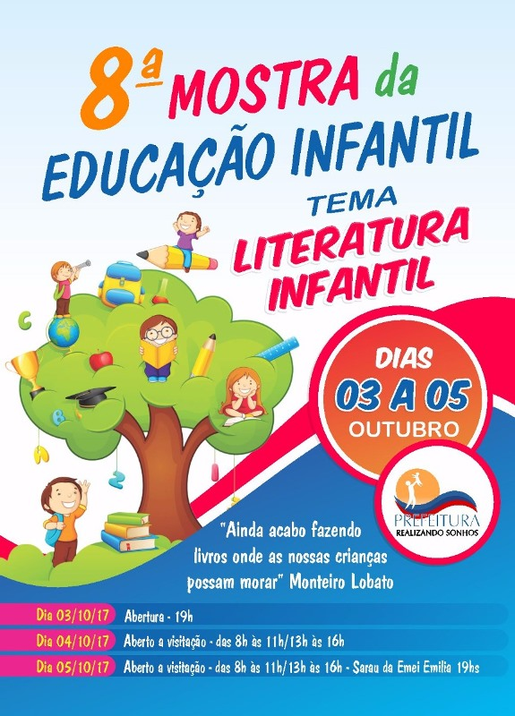 8 edicao da mostra de educacao infantil 814cb