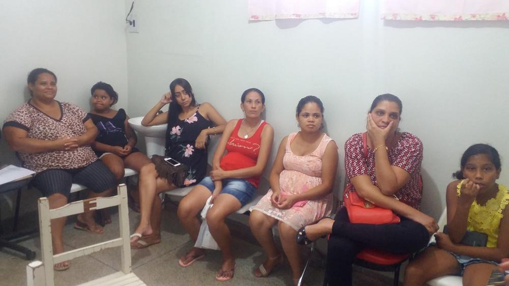prefeitura municipal realizou encontro entre gestantes atraves do nasf 01 57c86